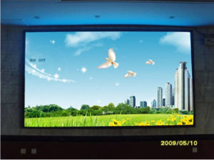 P5 SMD 3in1 Indoor LED Sign Board pictures & photos