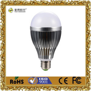 360degree Beam Angle 5W 7W E27 LED Bulb Light pictures & photos