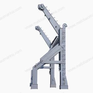 Solas Gravity Luffing Arm Type Davit pictures & photos