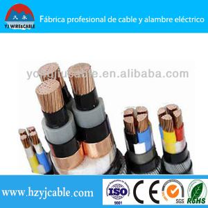 0.6/1 Kv XLPE Cable Wire Copper Conductor Cable pictures & photos
