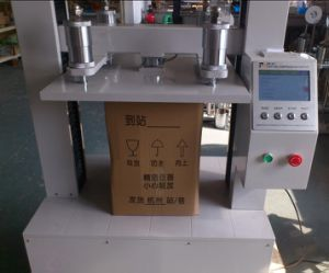 High Quality Manufacturer Supply Box Compression Tester pictures & photos