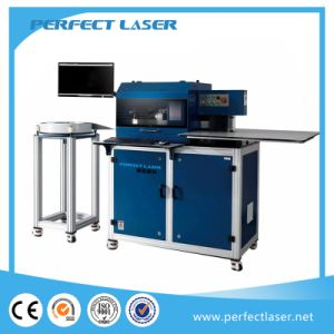 CNC Advertisement Letter Automatic Notching Bending Machine Pel-800 pictures & photos