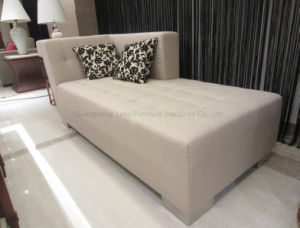 Hotel Furniture 2015 Modern Hot Selling Lounge Sofa pictures & photos