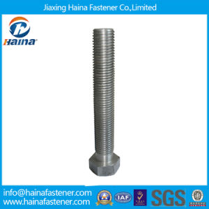 Stainless Steel Hex Head Bolt (DIN933, DIN931) pictures & photos