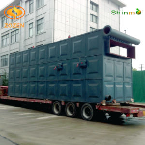 1.8MW Horizontal Coal Fired Assembled Hot Oil Heater
