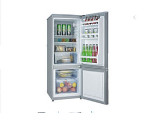 Solar Refrigerator 138liter DC12/24V with AC Adaptor (100-240V) for Outdoor or Home Application pictures & photos