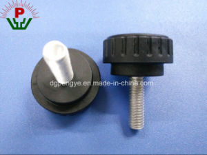 China Adjustment M8 Plastic Knurled Thumb Screw