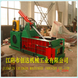 Turn-out Metal Recycling Machine Hydraulic Metal Baler (YD1300B) pictures & photos