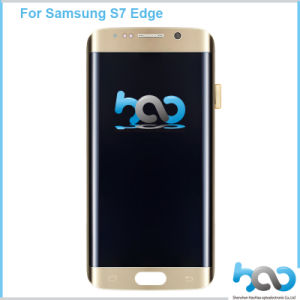 Wholesale Mobile Phone LCD Display for Samsung S7 Edge Touch Screen pictures & photos