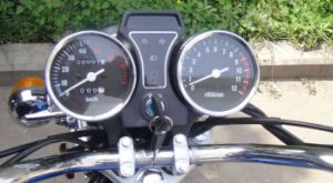 Alpha Moped Very Popular, Sale Best, High Performance-Price Ratio pictures & photos