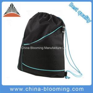 Lightweight Promotional Sport Bag Drawstring Backpack Gym Sack Bag pictures & photos