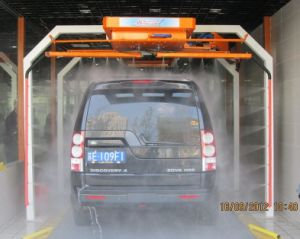 Semi-Automatic Touchless Car Washer for Sale pictures & photos