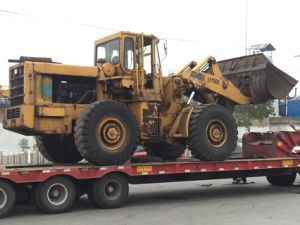 Used Japan Wheel Loader Kawasaki 85z for Sale pictures & photos