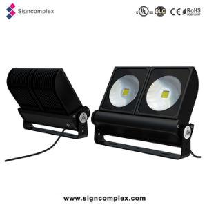 Flexible Modular COB 200W LED Flood Light with UL Dlc CE RoHS pictures & photos