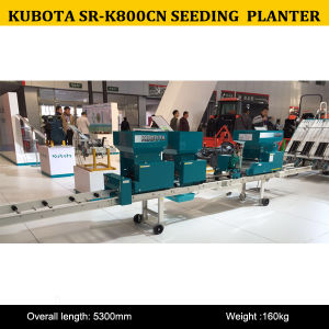 Hot Sale Products Kubota Sr-K800cn Seeder Machine, Kubota Agriculture Seeder Sr-K800cn pictures & photos