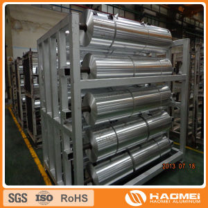 household aluminium foil in jumbo roll for food industries pictures & photos