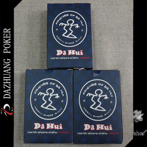 Dahui Hawaii Customized Paper Poker for Souvenir pictures & photos