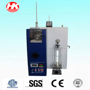 Single Tube Distillation Apparatus for Petroleum Products pictures & photos