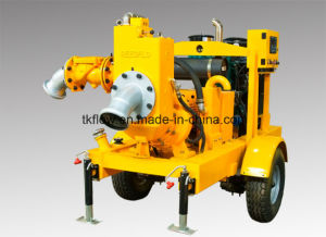 Movable Type of Self Priming Pump pictures & photos