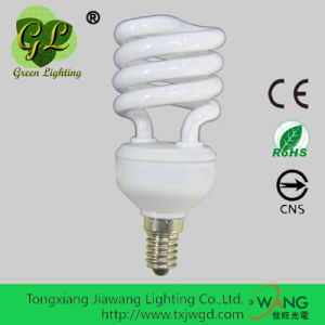 5W 9W 13W Half Spiral Energy Saving Light