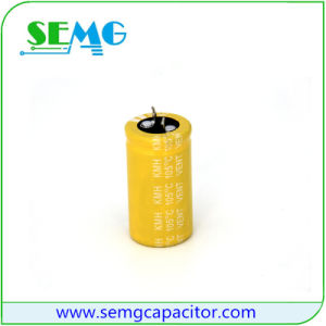 Professional Supplier Aluminum Electrolytic Capacitors 25V3300UF pictures & photos