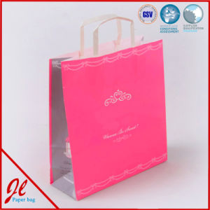 All Types Kraft Paper Bags Prices White Kraft Paper Shopping Bags pictures & photos