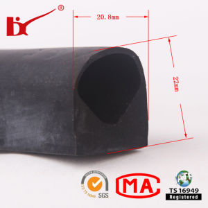 Sunroof Car Door Rubber Sealing Strip pictures & photos