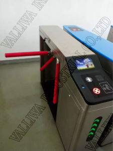 Access Control Vertical Tripod Turnstile 430 pictures & photos