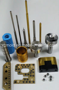 Precision Plastic Mold Part Ejector Pin (EJP032) pictures & photos