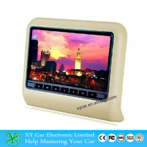 Digital Screen Car Headrest DVD Player MP3 MP4 Monitor (XY-7090DVD)