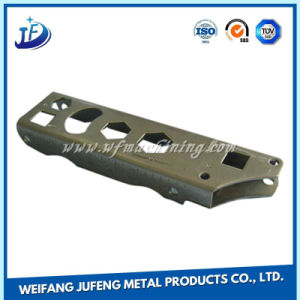 Tin Plated Brass Metal Stamping Part with OEM/Customized Service pictures & photos
