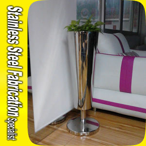 Indoor Stainless Steel Tall Decoration Flower Vase pictures & photos