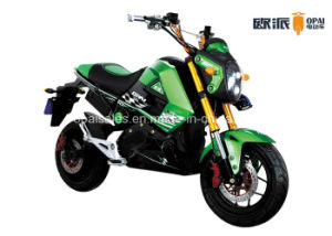 Powerful Sport Style Electric Motorcycle Cool Scooter Electric 300W Motor Max Speed 60km/H pictures & photos