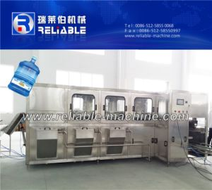 Complete 5 Gallon Barrel Water Filling Line Machine pictures & photos