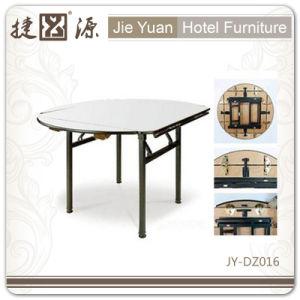 Wholesale High Quality Folding PVC Banquet Table (JY-DZ016) pictures & photos