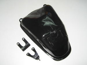 Yog Motorcycle Parts Motorcycle Fuel Tank for Honda Wave110 C110 At110 pictures & photos