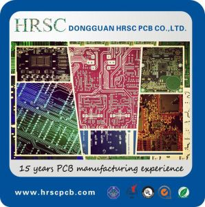 Game Player PCB Factory with RoHS, UL, SGS Approved pictures & photos