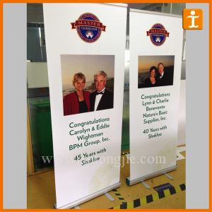 Roll up Banner with Luxury Wide Base for Events (TJ--3) pictures & photos