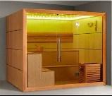 Canada Cedar Traditional Classic 2.4 Meter Sauna Room pictures & photos
