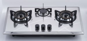 Three Burner Gas Stove (SZ-LW-128)