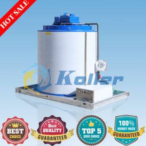 High Quality Flake Ice Evaporator Drum with Large Capacity pictures & photos