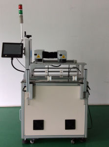 Fiber Laser Printer Apply for Twin-Pipe Extrusion