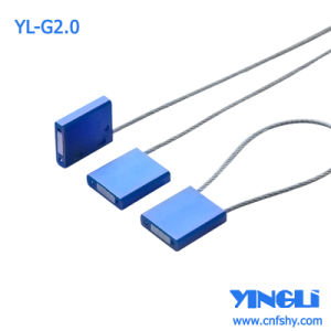 High Security Cable Seal for Truck and Shipping (YL-HJ-G2.0) pictures & photos