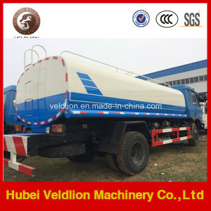 Dongfeng 10, 000L Water Tanker Truck, 10m3 Water Sprinkler Truck, Stainless Steel Water Truck pictures & photos