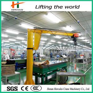 3 Ton Awing Arm Jib Crane Lifting Machine Crane pictures & photos