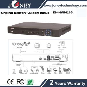 Dahua 8 Channel 8CH 1080P Dahua NVR Dh-NVR4208 pictures & photos