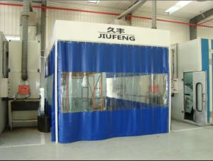 Jf Auto Repair Preparation Room Prep Booth Garage Equipment pictures & photos