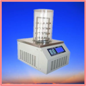 Small Laboratory Drug Lyophilizer Freeze Dryer pictures & photos