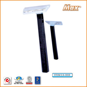 Single Stainless Steel Blade Disposable Shaving Razor (LS-1010) pictures & photos