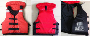 Marine Water Sports Floating Foam Life Jacket/Life Vest pictures & photos